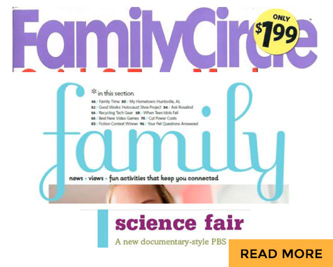 Family Circle Sci-Girls