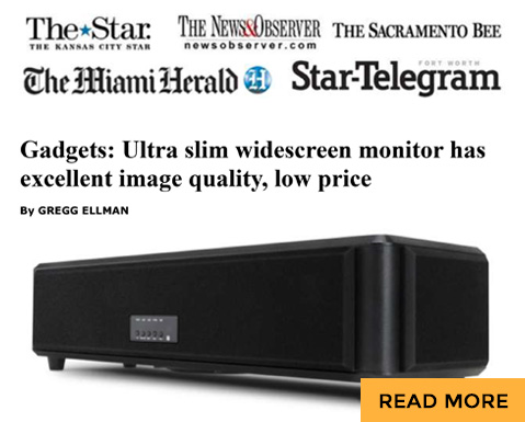 McClatchy Tribune Coby Soundbar