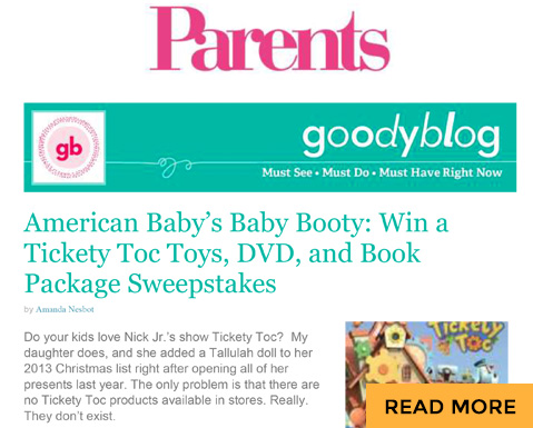 Parents.com Tickety