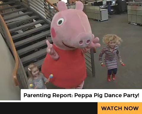 Peppa Pig Dance Party