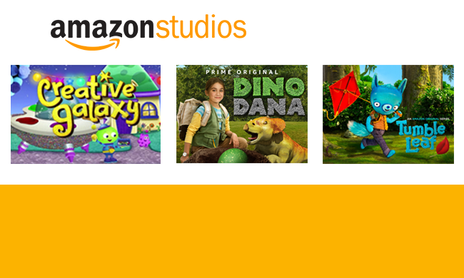 Amazon Studios Home Slider new