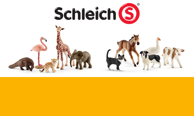 SCHLEICH HOME SLIDER